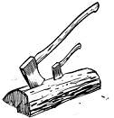 houtblok